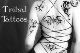 19个漂亮纹身图案ps笔刷